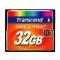 CF 32GB Transcend 133X Ultra Speed