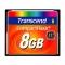 CF 8GB Transcend 133X Ultra Speed