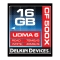 Delkin CF 16GB 500X - card de memorie UDMA 6