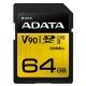 ADATA Premier One SDXC 64GB, UHS-II, U3, Class 10, V90, 290MB/s