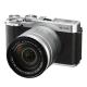 Fujifilm X-A2 negru kit 16-50mm argintiu