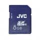 JVC Card SDHC 8GB, Clasa 6 - bulk