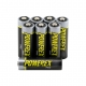 Maha Powerex PRO Set 8 Acumulatori R6 2700mAh - Bulk