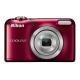 Nikon Coolpix L31 rosu