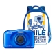 Nikon Coolpix W100 Backpack kit - aparat foto subacvatic + rucsac, albastru