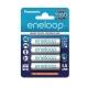 Panasonic Eneloop R6/AA 1900mAh, 4 buc. blister