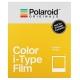 Polaroid Originals - Film color pentru i-Type