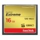 SanDisk CF 16GB Extreme 120MB/s UDMA 7 SDCFXS-016G-x46