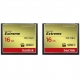 SanDisk Extreme CF 2-Pack 16GB 120MB/s SDCFXS2-016G-X46