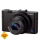 Sony DSC-RX100 II - 20Mpx, zoom optic 3.6x f/1.8, LCD articulat 3 inci