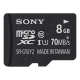 Sony microSDHC 8GB UHS-I, incl SD Adapter - clasa 10, 70MB/s