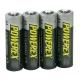 Maha Powerex MHRAA4 - acumulatori  AA 2700mAh (set 4 buc)
