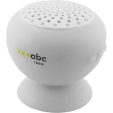 ABC Tech Boxa Portabila Waterproof Cu Microfon, Alb