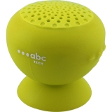 ABC Tech Boxa Portabila Waterproof Cu Microfon, Galben