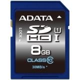 ADATA Premier SDHC 8GB, UHS-I, Class 10