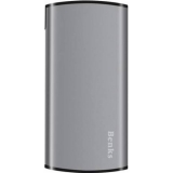 Benks Thor Q1000 - Acumulator extern, USB-C, 10000 mAh, Gri