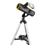 Bresser Solarix AZ 76/350 - Telescop newtonian cu filtru solar