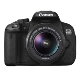 Canon EOS 650D kit cu EF-S 18-55mm III DC
