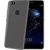 Celly - Husa capac spate pentru Huawei P10 Lite, Negru