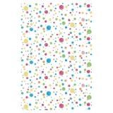 Creativity Backgrounds Multi Coloured Dots P2508 - fundal 1.22 x 3.65m