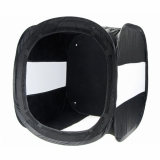Cub 120x120cm pliabil - solutia de studio portabil pentru fotografiere produse (PB-02)