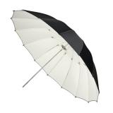 Dynaphos White reflective Fibro 150 - Umbrela reflexie alb 150cm
