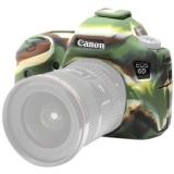 EasyCover - Carcasa protectie pentru Canon 6D, Camuflaj