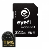 Eyefi Mobi Pro - card SDHC cu Wifi, 32GB + 1 an gratuit de Eyefi Cloud