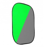 Fancier RE2010 fundal tip blenda (panza) 150x200cm Gri/Verde