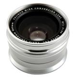 Fuji WCL-X100 argintiu -  lentila de conversie superangulara pentru X100