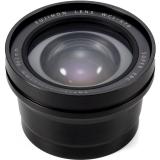 Fujifilm WCL-X70 Wide Conversion Lens, Negru