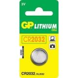 GP - Baterie litiu 3V CR2032