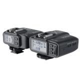 Godox X1 N - set transmitator/receptor 2.4G TTL pentru Nikon