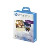 HP Social Media Snapshots - Stickere glossy, 10x13 cm, 265g/m2, 25 buc.