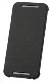 HTC HC V970 - Husa tip Flip, deschidere orizontala pentru HTC ONE Mini 2- Gri