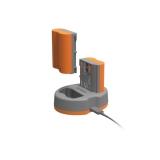 Hahnel HLX-EL15HP Extreme Power Kit - Incarcator dual pentru Nikon EN-EL15 + Acumulator HLX-EL15HP