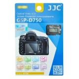JJC Folie protectie ecran sticla optica pentru Nikon D750