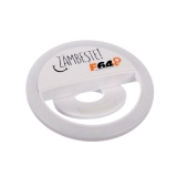 Kast LED Selfie Ring Light pentru Smartphone, Alb (branduit F64)