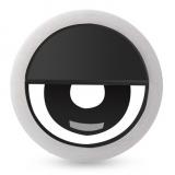 Kast LED Selfie Ring Light pentru Smartphone, Negru