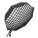 Kathay umbrela softbox 80cm cu grid