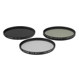 KentFaith UV + CPL + ND4 58mm