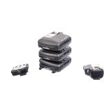 Kit PocketWizard pt Canon - 3 bucati Flex TT5 + Mini TT1 + AC3 - SH7460