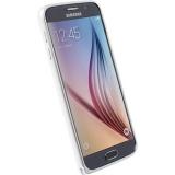 Krusell - Husa bumper pentru Samsung Galaxy S6 - argintiu