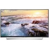LG 65UG870V - Televizor LED IPS 3D curbat 165 cm, Ultra HD 4K, argintiu