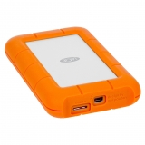 LaCie Rugged Thunderbolt v2 - HDD extern, USB 3.0, 1TB, 2.5