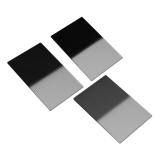 Lee Filters Neutral Density Grad Hard Set - pachet 3 filtre