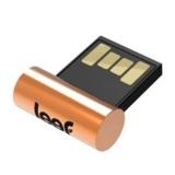 Leef Surge USB 2.0 Flash Drive 64GB - stick USB cupru