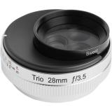Lensbaby Trio 28 - montura Fuji X