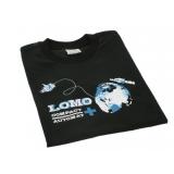 Lomography LCA+ - tricou negru M