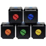 Lume Cube - 5 protectii colorate pentru portul de incarcare